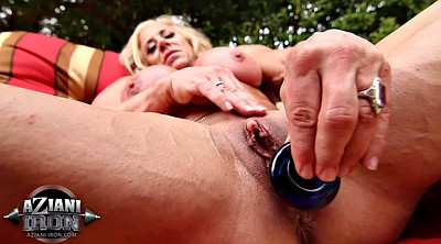 Tube, Milfs, Outdoor sex, Ugly, Outdoors, Muscle milf