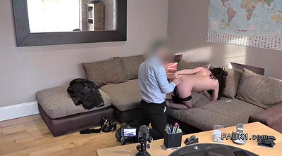 Anal casting, Casting anal, Agent