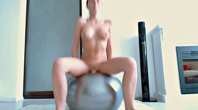 Exercise ball, Exercise