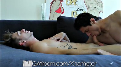 Blowjob, Hot guys fuck, Big guy