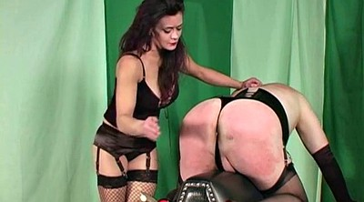 Paddle, Spanks, Crossdresser, Paddled, Femdom spanking