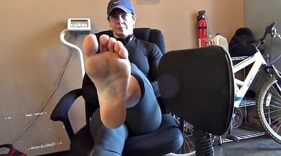 Feet, Bodybuilder