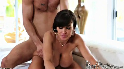 Young, Huge boobs, Lisa ann