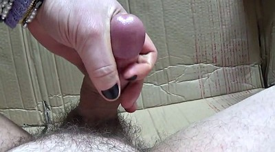 Milk, Mature handjob