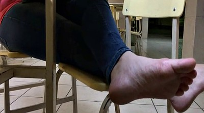 Toes, Candid feet, Sole, Feet fetish