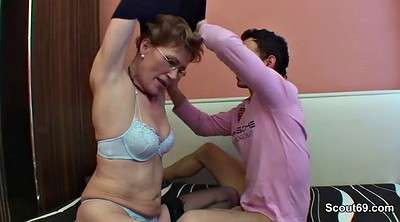 Step mom, Son fuck mom, Perfect body, German milf, Mom fuck son, Step son