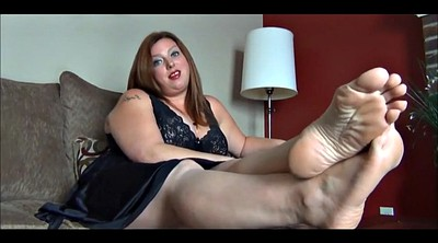 Leg, Feet nylon, Foot tease