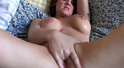 Old pussy, Busty granny