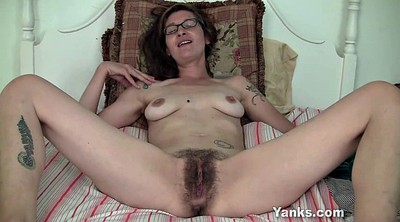 Masturbations, Hairy amateur