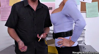 Boss, Veronica avluv, Office boss, Avluv, Seduce milf