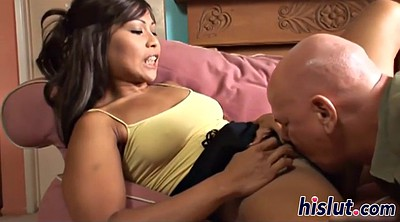Forced, Force, Asian creampie