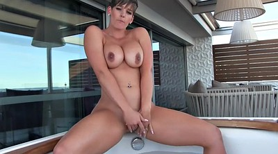 Spy masturbation, Big tits solo