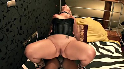 Fisting, Spanking ass, Big black cock anal, Big ass milf