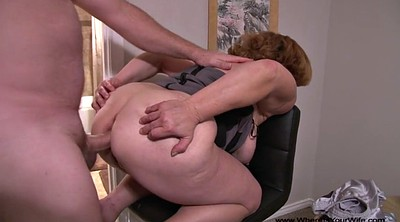 Abused, Abuse, Ass hole, Granny ass, Big ass mature, Big ass granny