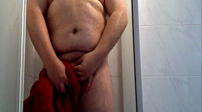 Fat guy, Big fat cock