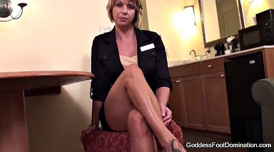 Job interview, Interview, Foot job, Hotel pov