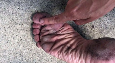 Foot, Feet, Dirty, Sole, Dirty feet