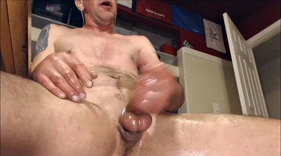 Tattoo, Orgasm compilation, Gay older