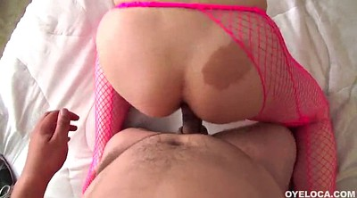 Stockings, Pink, Chubby latinas