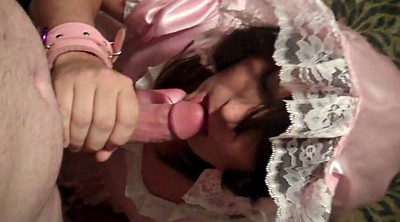Father, Crossdress, Baby, Sissy, Diaper, Crossdresser blowjob