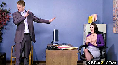 Office, Secretary, Squirting
