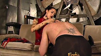 Whipping, Femdom spanking