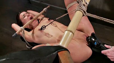 Gagging, Submissive, Rope