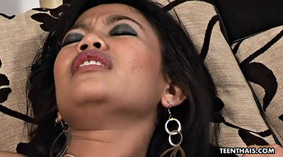 Thai anal, Pussy close, Hairy creampie, Big pussy creampie