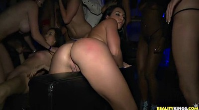Big ass, In the vip