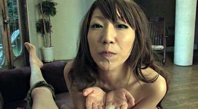 Japanese swallow, Japanese cum