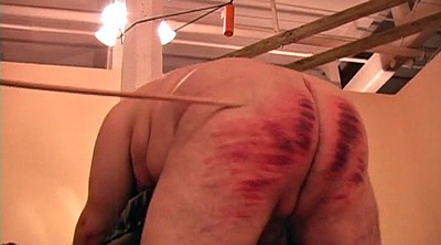 Caning, Spanked, Femdom caning