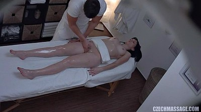 Czech massage, Anal massage
