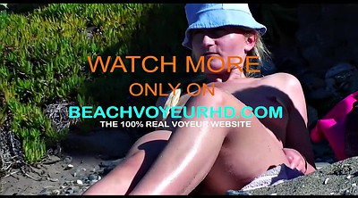 Video, Naked beach, Amateur milf