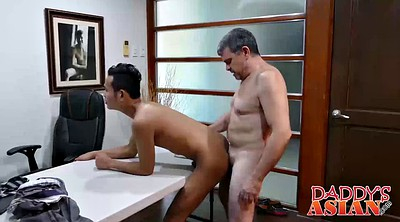 Pussy, Young asian, Old gay