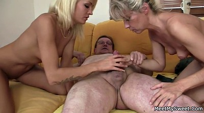 Old, Riding dad, Czech mature
