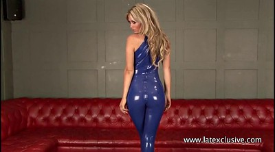 Latex, Fetish, Sexy, Rubber, Charlotte