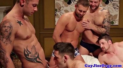 Gay group, Group anal, Athlete, Anal hd