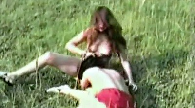 Lesbian mature, Catfight, Fighting, Fight