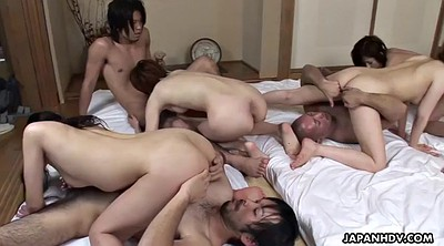 Hairy, Japanese tits, Japanese orgy, Japanese hairy, Japanese group