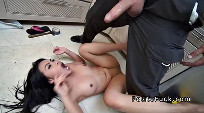 Plumber, Asian big dick, Asian small