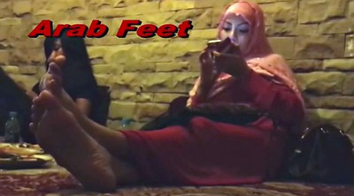 Foot fetish, Arabic