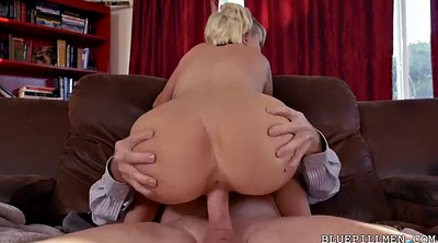 Granny, Spanks, Sitting, Licking