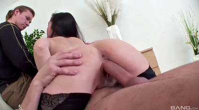Ass, Cumshot facial