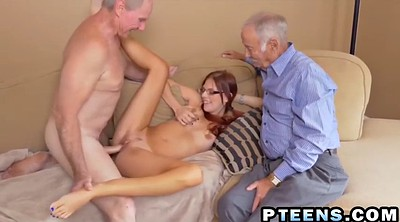 Old pussy, Old cock
