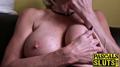 Mature dildo, Horny mature