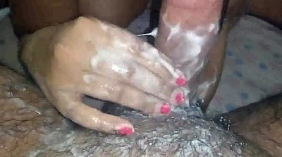 Deep, Indian handjob