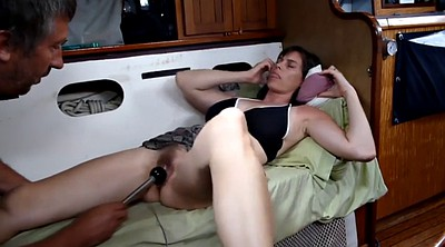 Mommy, Hairy masturbation