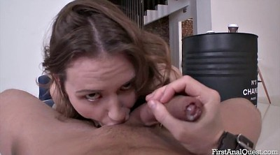 Virgin, First anal