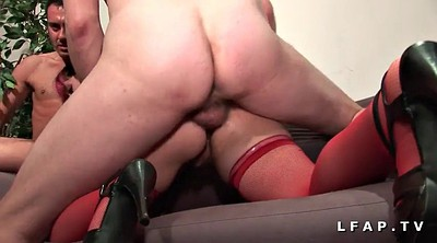 Double anal, Casting anal