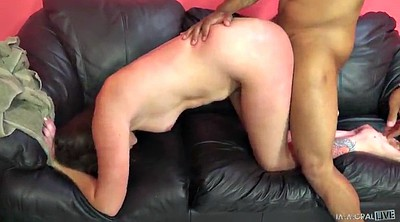 Smoking, Interracial orgasm